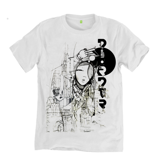 Bladerunner Nyc T Shirt Disorder Boutique