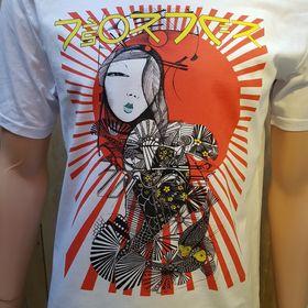 Rising Sun T shirt