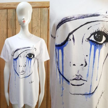 Blue Tears T shirt